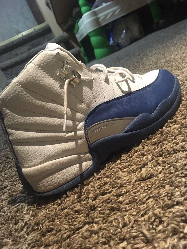b232942101f26f Air Jordan Retro 12s french blue (Size 11)  fashion  clothing  shoes ...