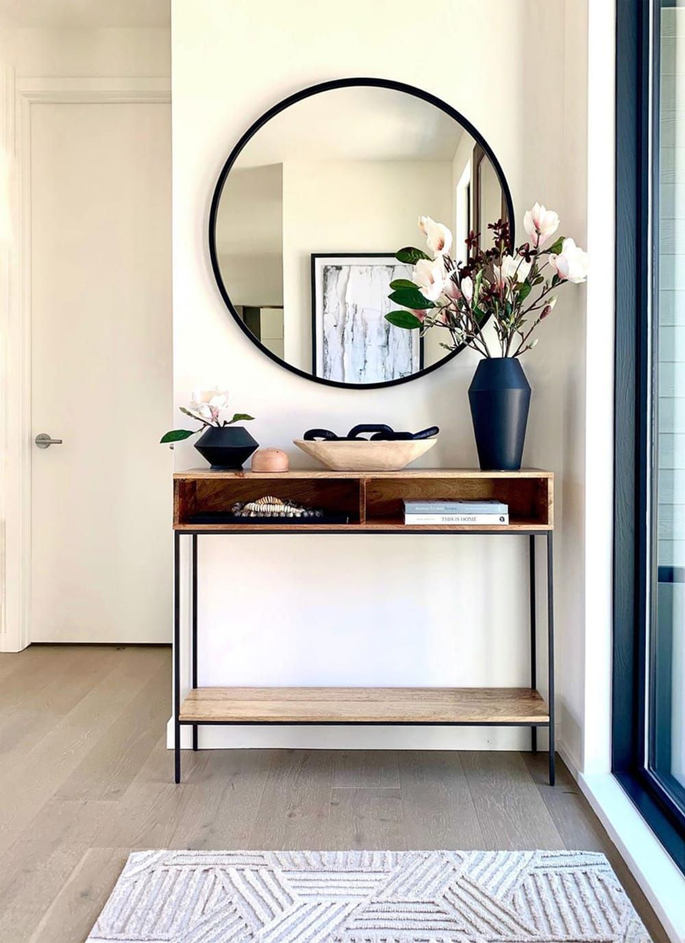 Biophilic & Sustainable Interior Design · Biophilic design room-by-room: the entryway