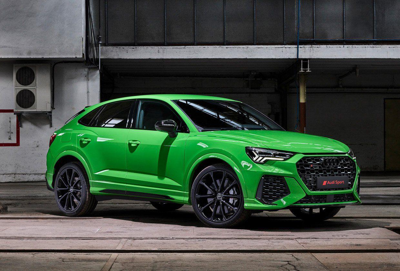 2020 Audi Rs Q3 Rs Q3 Sportback Audi Rs Audi Rsq3 Audi