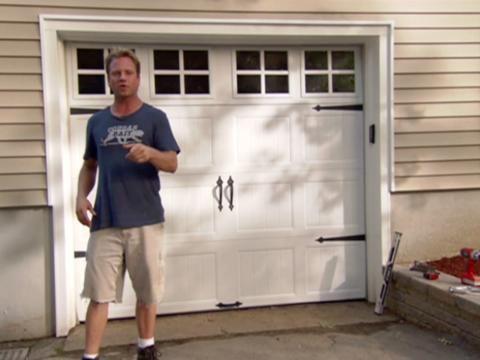 How To Replace Garage Door Panels Garage Doors Garage Door Panels Garage Door Design