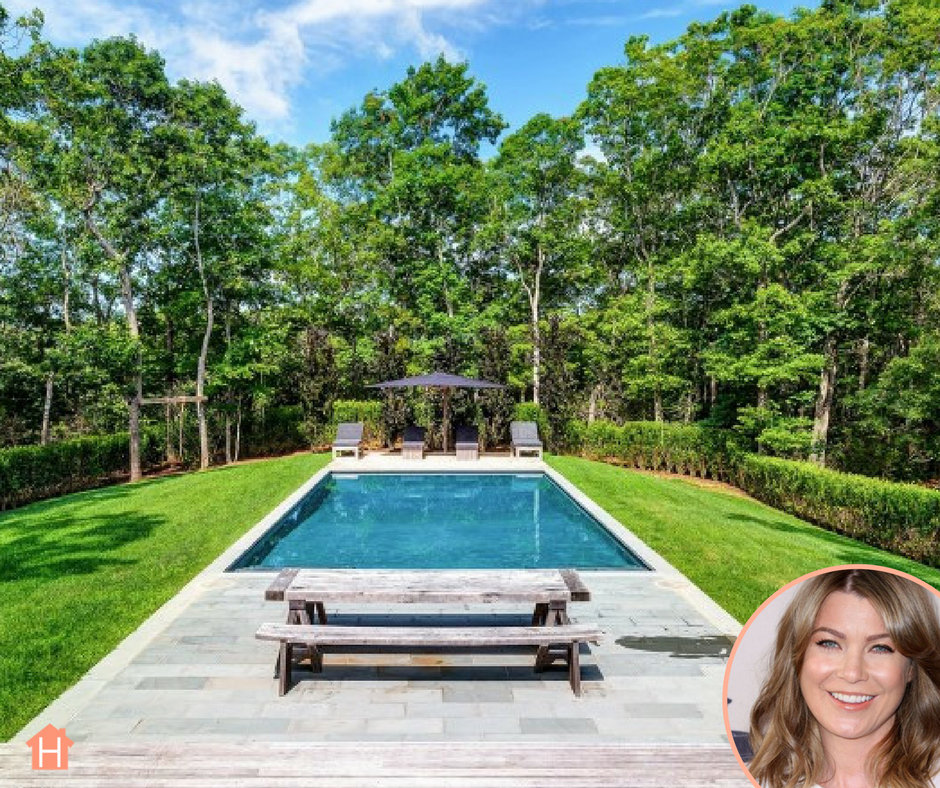 The \'Grey\'s Anatomy\' star just put her rustic Hamptons home on the ...