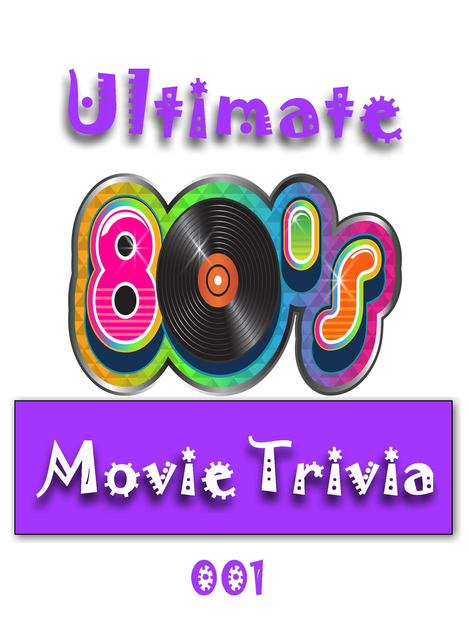 Ultimate 80's Movie Trivia Game Famous Phrases Etsy in