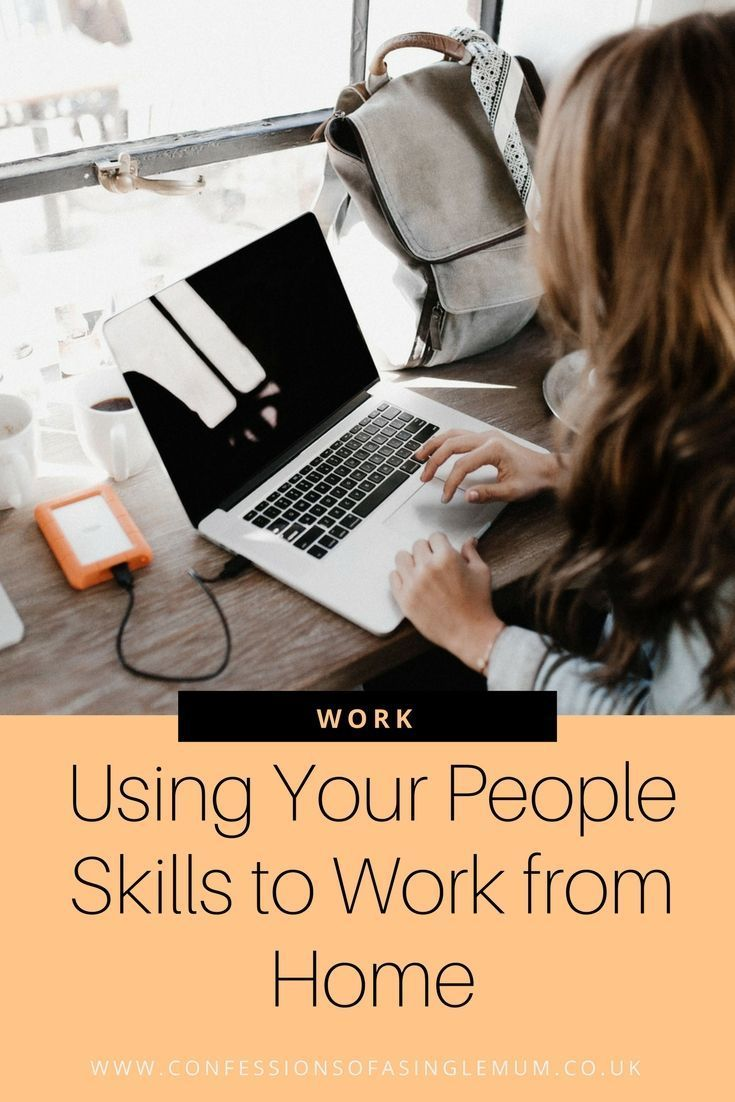 using your people skills to work from home http www
