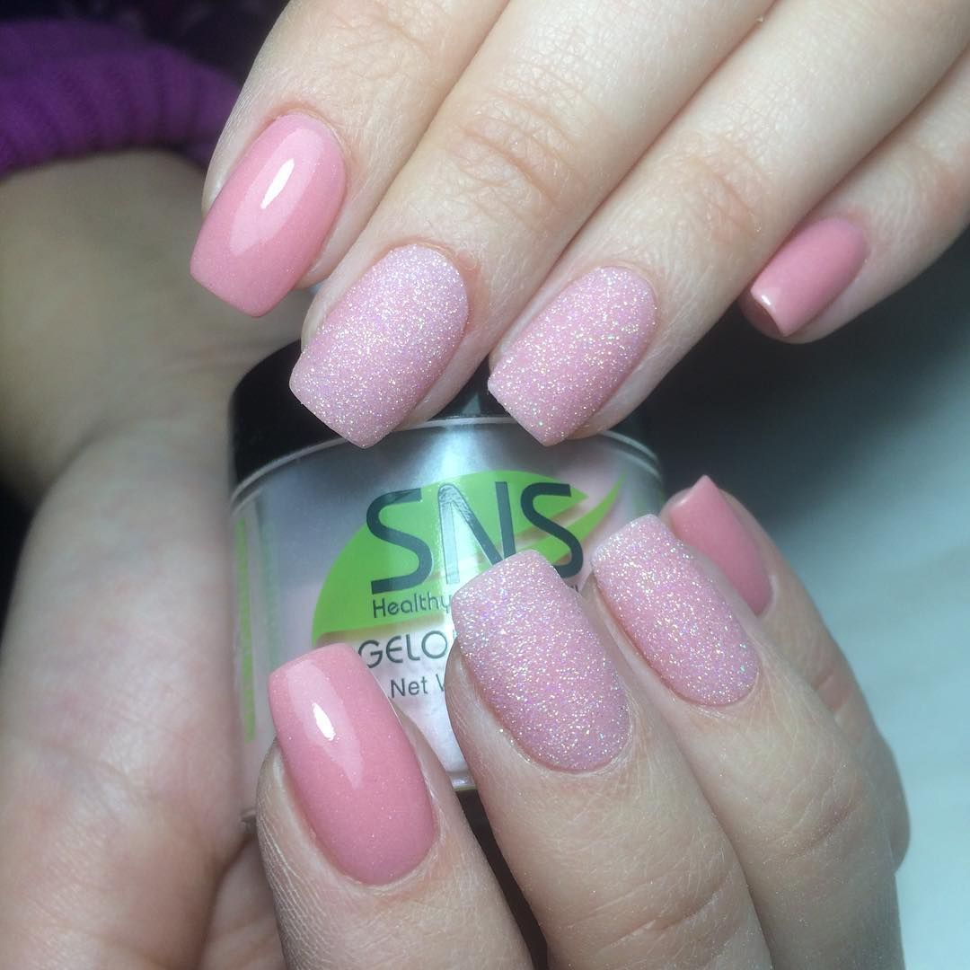 nice 25 Popping Ideas on SNS Nails - Choose Your Glitter | NewayLook ...