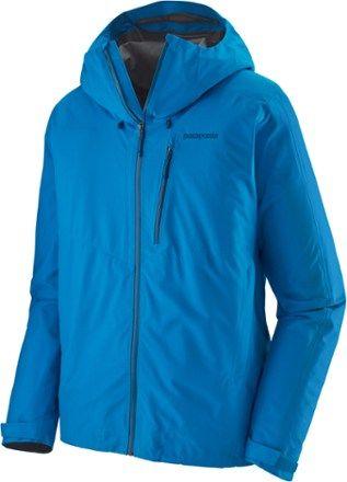 Photo of Patagonia Herren Calcit Jacke Andes Blue XL