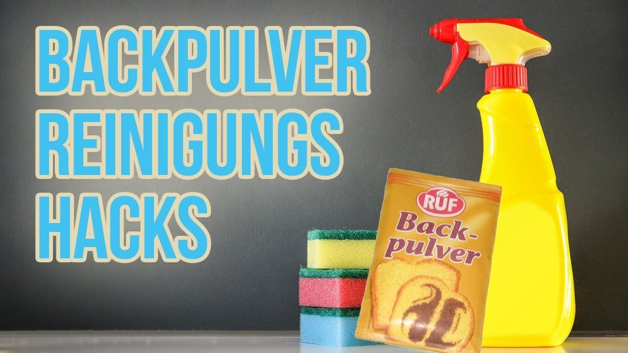 Top 5 Reinigungs Tricks mit Backpulver | Lifehackerin | Pinterest ...
