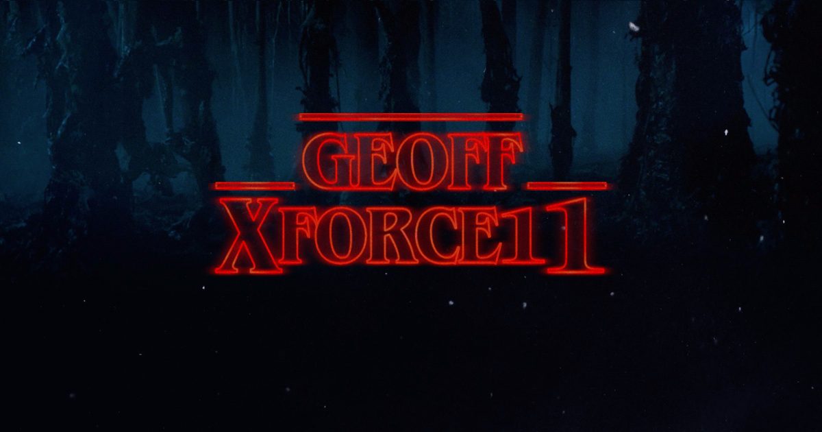 Pin By Geoff Gentry On Stranger Things Stranger Things Font Stranger Things Stranger