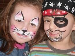 Poes En Piraat Schminken Piraten Carnaval