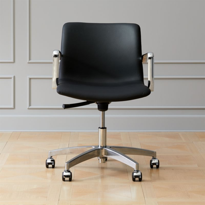 Enjoyable Kinsey Leather Office Chair Reviews In 2019 Jacobson Ncnpc Chair Design For Home Ncnpcorg