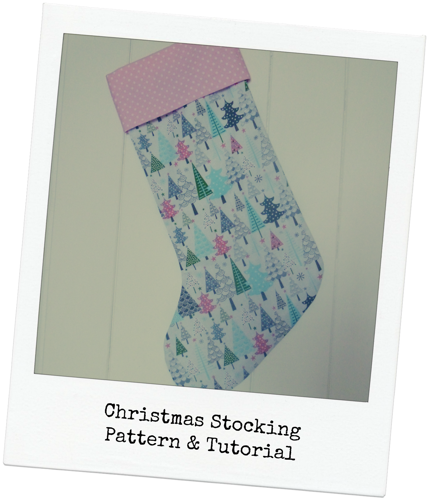 Christmas Stocking Tutorial | Fun projects | Pinterest | Tutorials ...