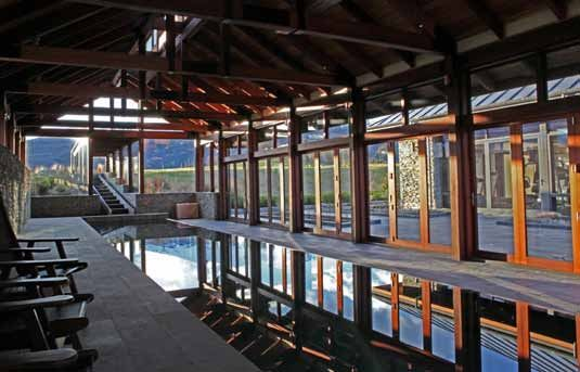Queenstown Swimming Pool Complex Design By Graham Roebeck - Swimming-pool-structural-design