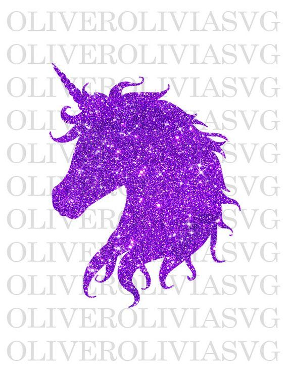 Unicorn Svg Cutting File Unicorn Silhouette Svg Unicorn
