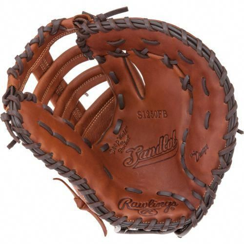 Rawlings Youth Sandlot 12 5 In First Base Mitt Brown