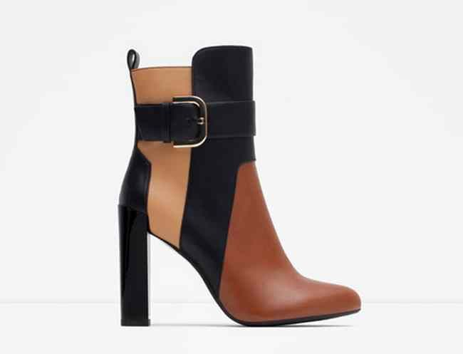 Zara Shoes Fall Winter Collection - Casual Accessories 2020