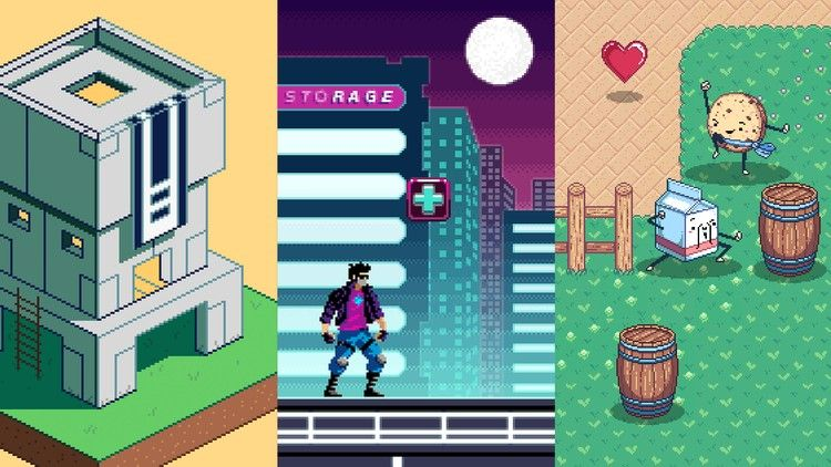 Udemy 100 Off Pixel Art Mastery The 1 Course On Retro Video Game Art Retro Video Games Art Video Game Art Game Art