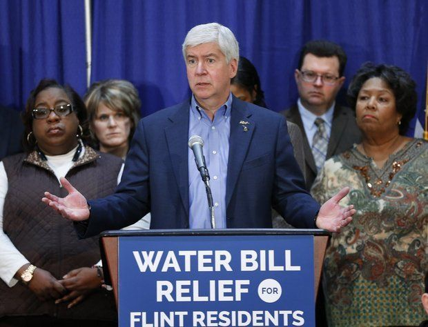 Budget for Flint water crisis attorneys for Gov. Snyder, DEQ rises to $7.9 million