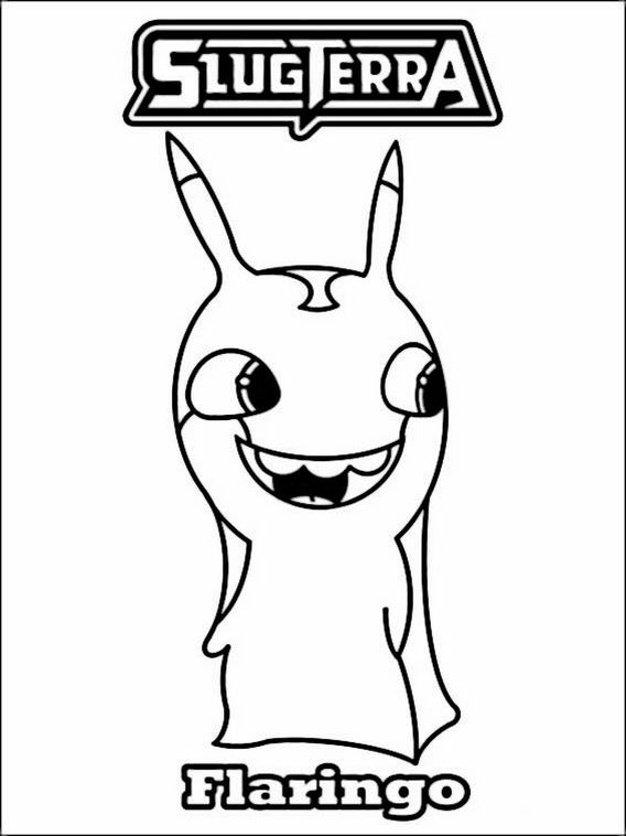 Slugterra Coloring Pages 18 | Coloring pages for kids | Pinterest ...