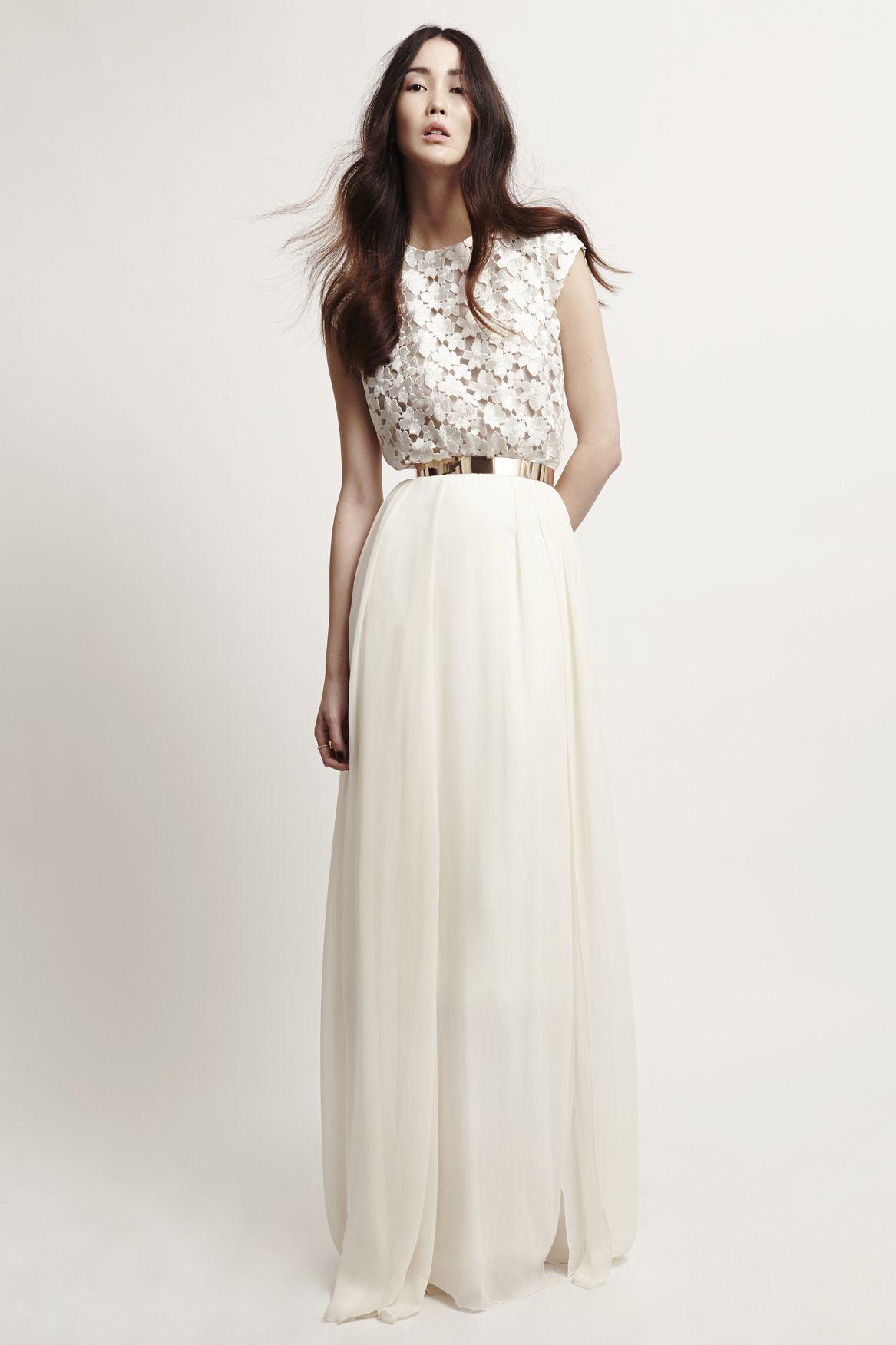 Belle Michelle Dress, Kaviar Gauche: Belle Michelle Dress