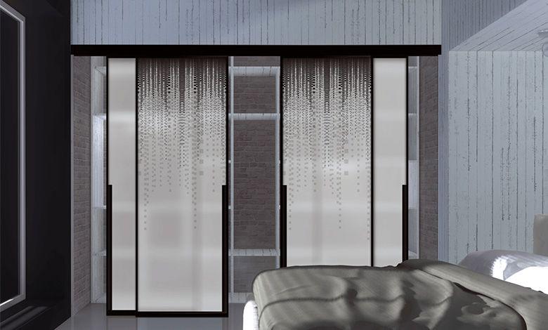 Queste porte in alluminio di assoluto impatto visivo, sono state realizzate da MR, grazie alla tecnologia Valjet. Tutti i materiali possono essere valorizzati dal giusto ornamento, come dimostra l'attento lavoro di MR   THESE ALUMINIUM DOORS, WITH GREAT VISUAL IMPACT, ARE REALIZED BY MR THANKS TO VALJET TECHNOLOGY. ALL THE MATERIALS COULD BE ENHANCED BY THE RIGHT DECORATION, AS SHOWED BY MR CAREFUL WORK.
