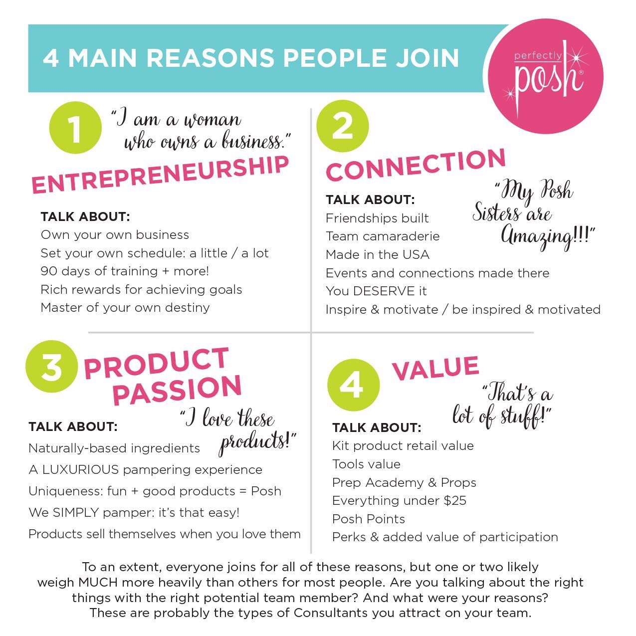 Which one are you? Which one would you be? Ask me about our awesome poshmas deals, especially on starter kits www.perfectlyposh.com/drelovesposh #joinposh