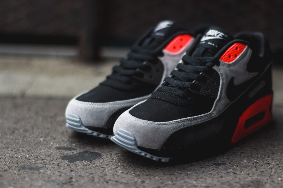 f8637ade6f0a Nike Air Max 90 Leather Premium