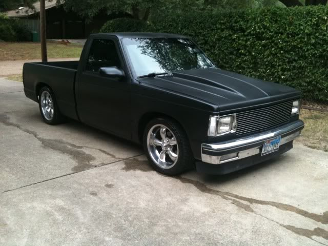Pin By Ryan Bourgeois On Chevy S10 Lowrider Trucks Chevy S10