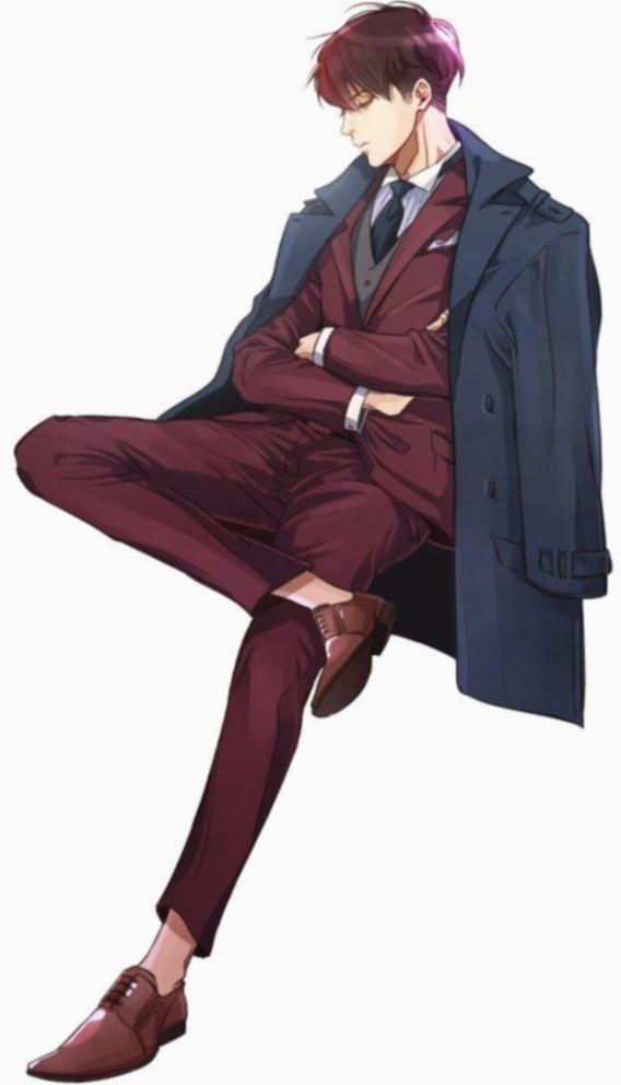 Anime Guys Suit Art Mangacosplay Mha Myheroacademia Handsome Anime Guys Anime Guys Cute Anime Guys