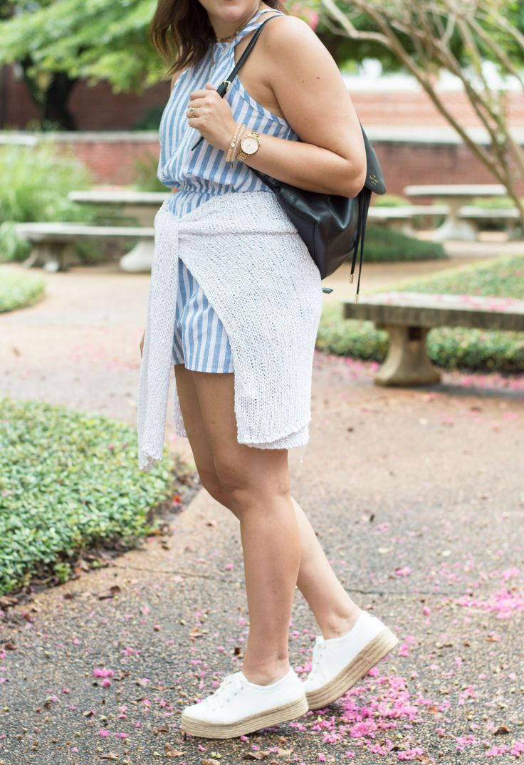 a7e4ba43fe8 How to Wear your Summer Rompers into Fall