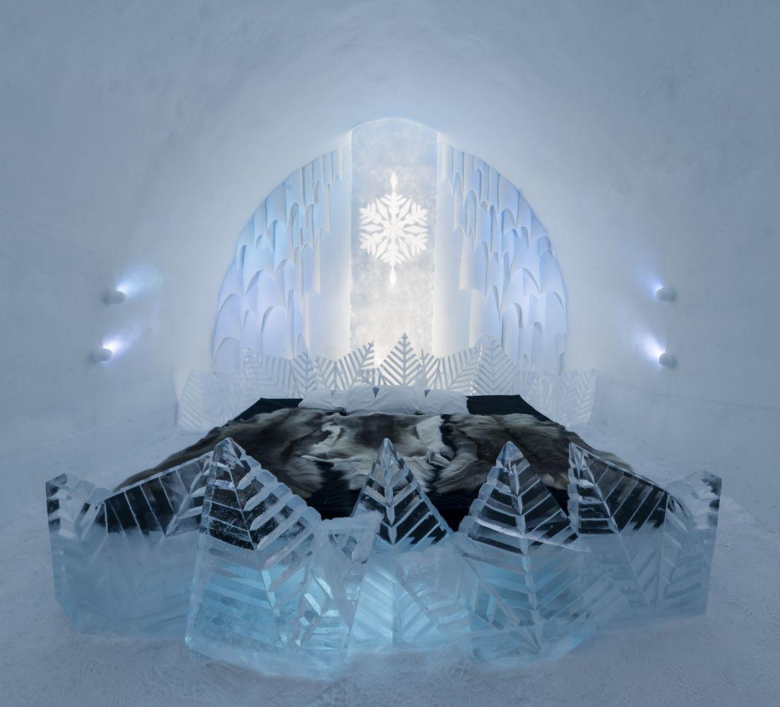 un hotel de glace en su de mes coups de c ur d co pinterest h tel de glace en su de h tel. Black Bedroom Furniture Sets. Home Design Ideas