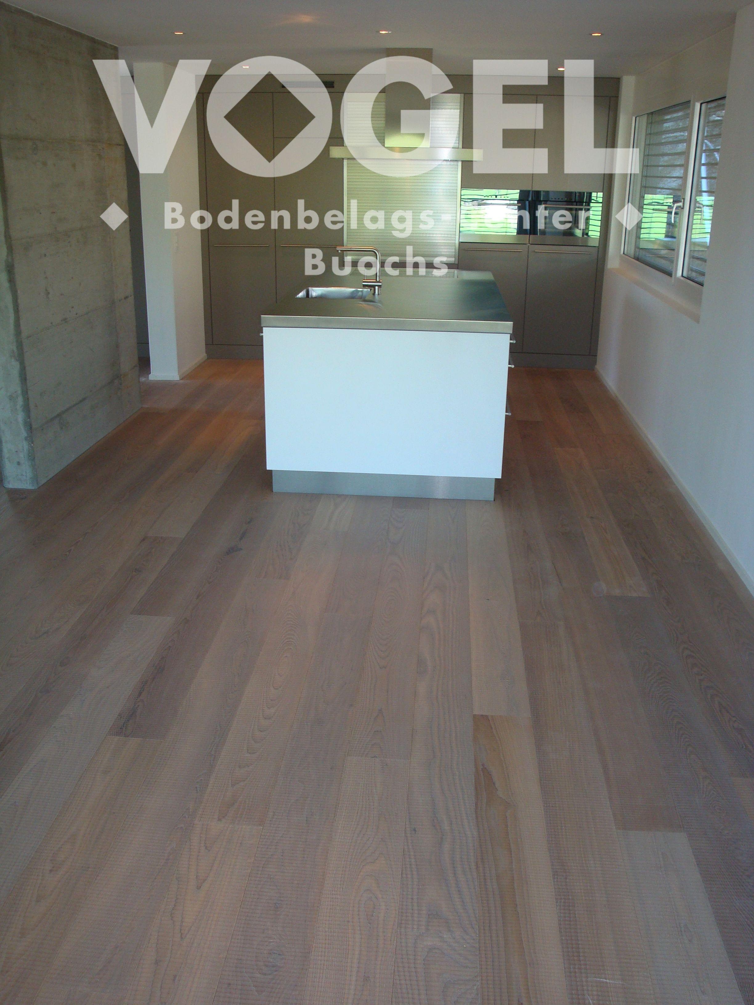 Esche Onda Parkett Boden Küche Parkett Boden