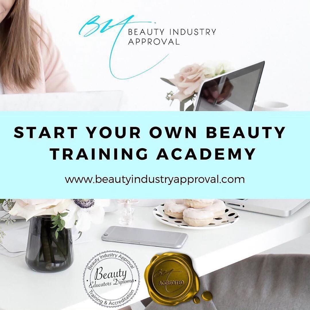 We Offer A Package Which Includes The Beauty Educators Diploma Training Accreditation Gain A Teaching Qualific Beauty Industry Accreditation Teaching