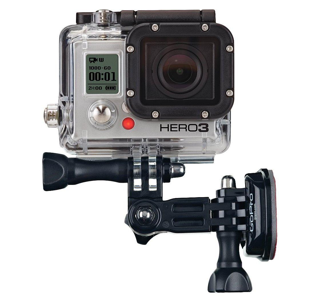 GoPro Side Mount for HERO Cameras Black (AHEDM001