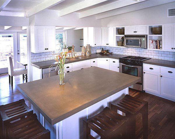 Exceptionnel Concrete Countertops ACS/Paradise Concrete Design Studio Phoenix, AZ