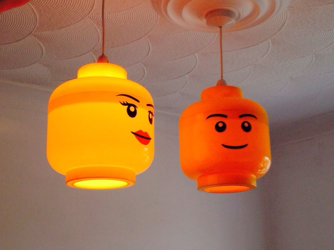 Lego Customised Light Shade Ebay C Light Shades