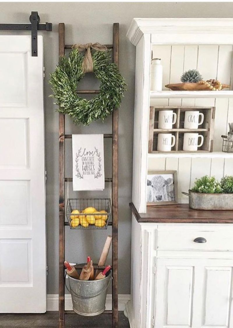 Charming and Inexpensive Farmhouse Kitchen Updates - The Cottage Marke