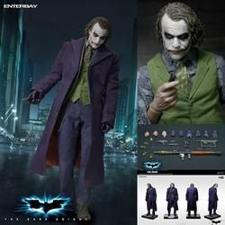 Batman The Dark Knight - Enterbay The Joker HD Real Masterpiece Action Figure