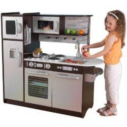 Kids Play Kitchen Sets | Baby girl 1st. Birthday party ...