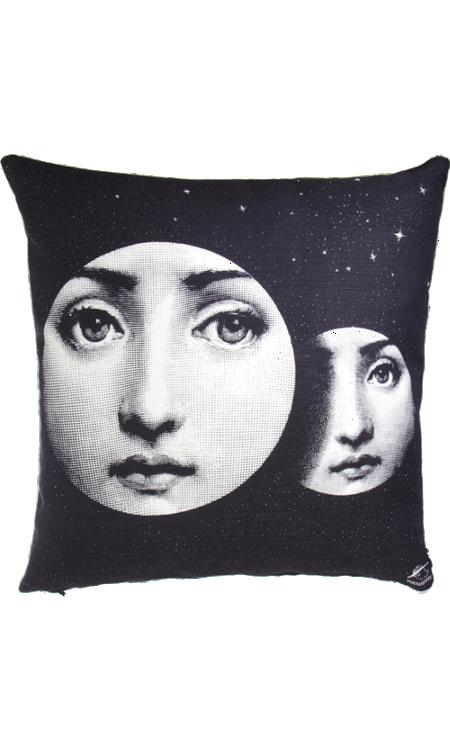Fornasetti Eclessi Di Luna Pillow, Barneys