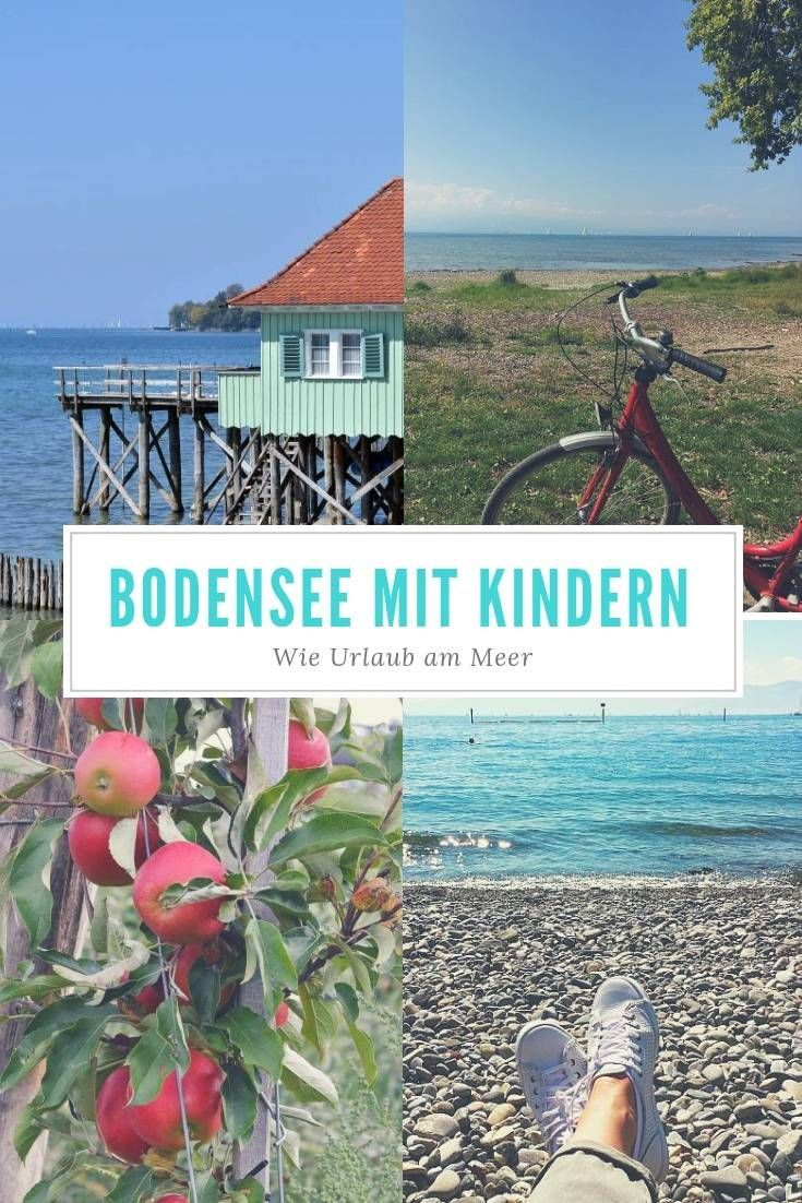 Wie Kurzurlaub am Meer Ein Wochenende am Bodensee mit