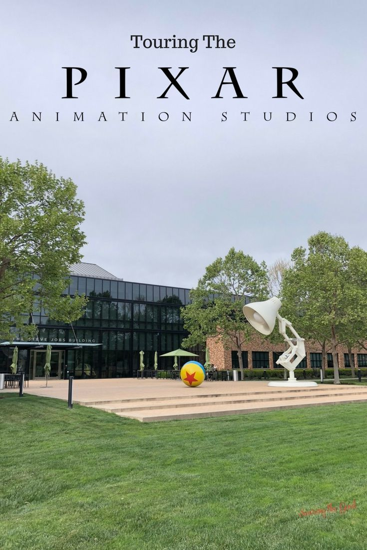 Ever wonder what it is like to take of tour of the Pixar campus in Emeryville, Ca? Want to know what is hanging on the walls of the Steve Jobs Building? Learn what it takes to take a tour of the Pixar campus and what you will, or will not see behind the scenes of the Pixar campus.