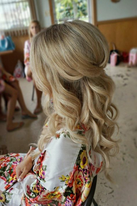 Como hacer semirecogidos pelo largo