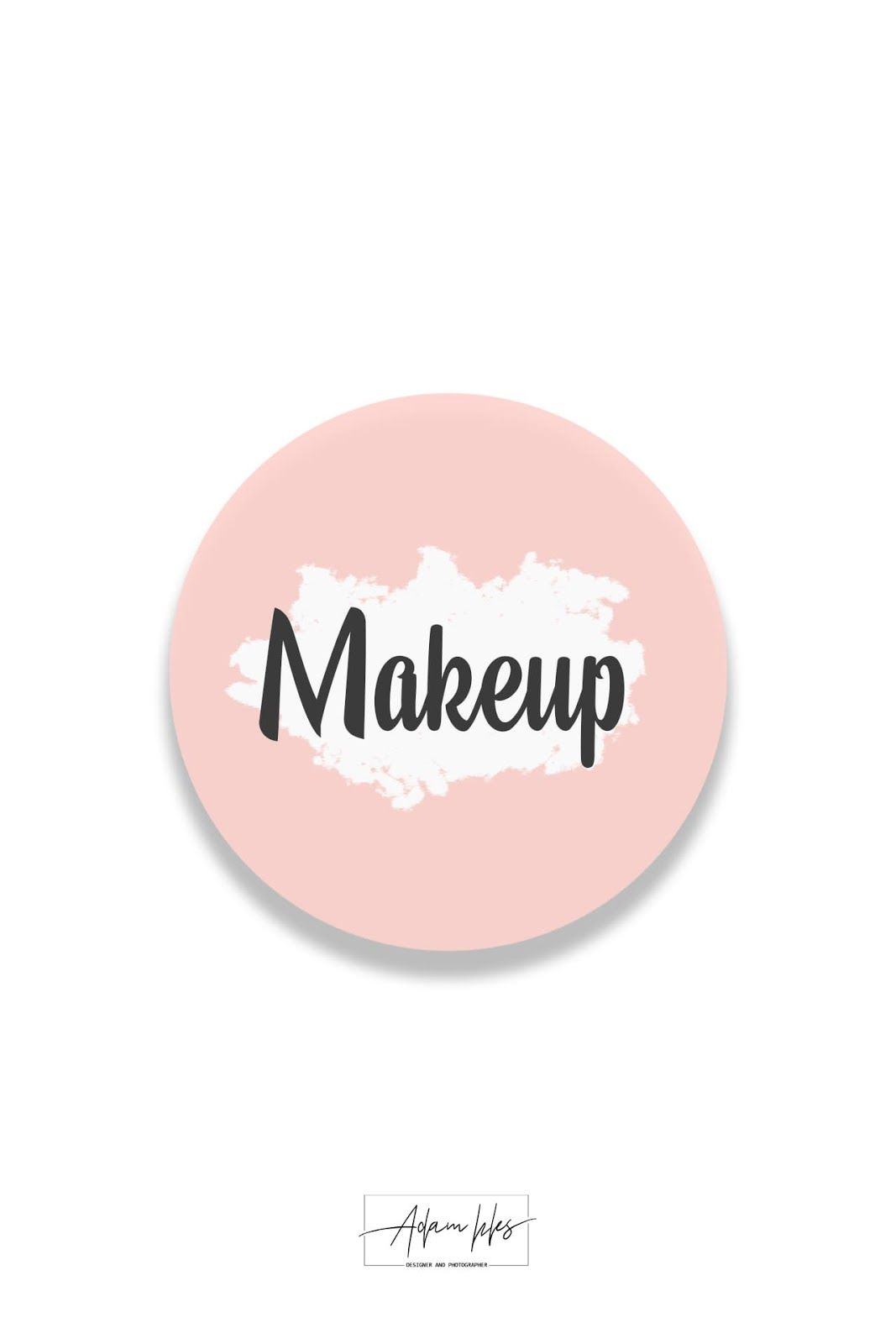 Highlight Instagram Instagram Makeup Enamel Pins