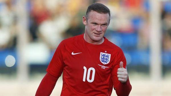 Rooney descarta salida de la selección