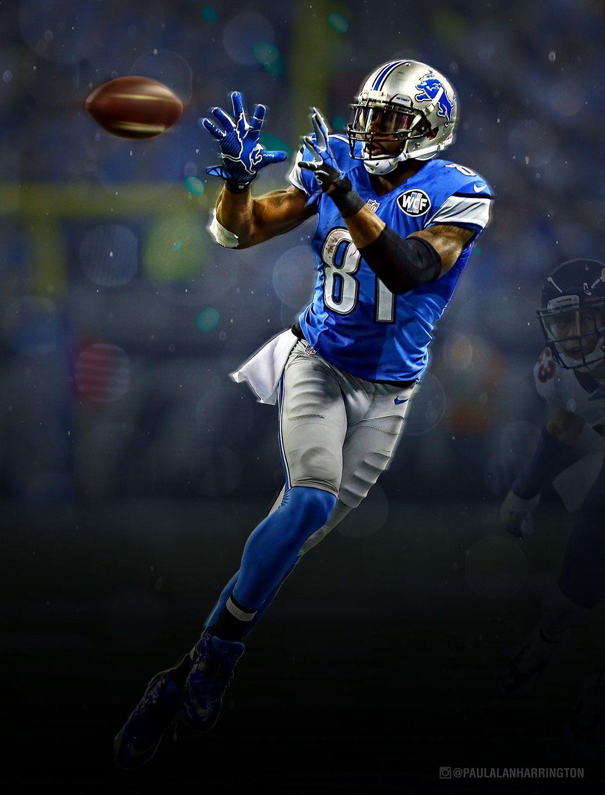 Calvin Johnson Calvin Johnson Detroit Lions Lions Football