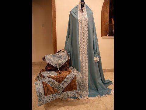 إسدال الصلاة من الرأس 29 Hijab Designs Hijabista Fashion Abaya Pattern