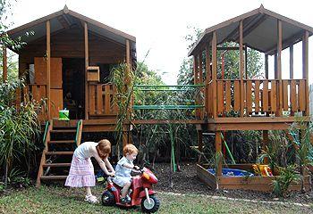 Diy cubby house plans free