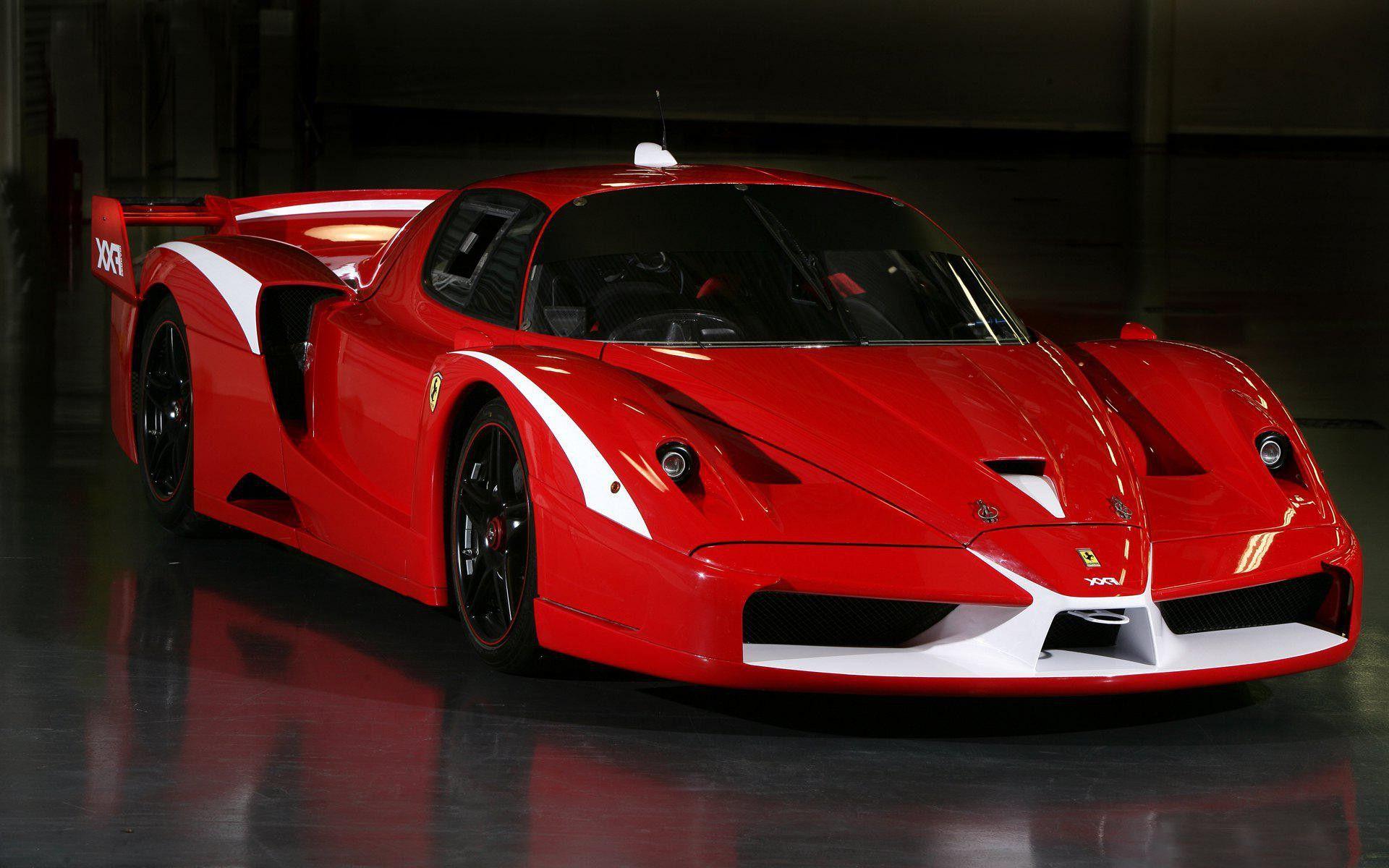 Ferrari Fxx Evoluzione Hd Wallpaper All Cars Wallpapers Ferrari
