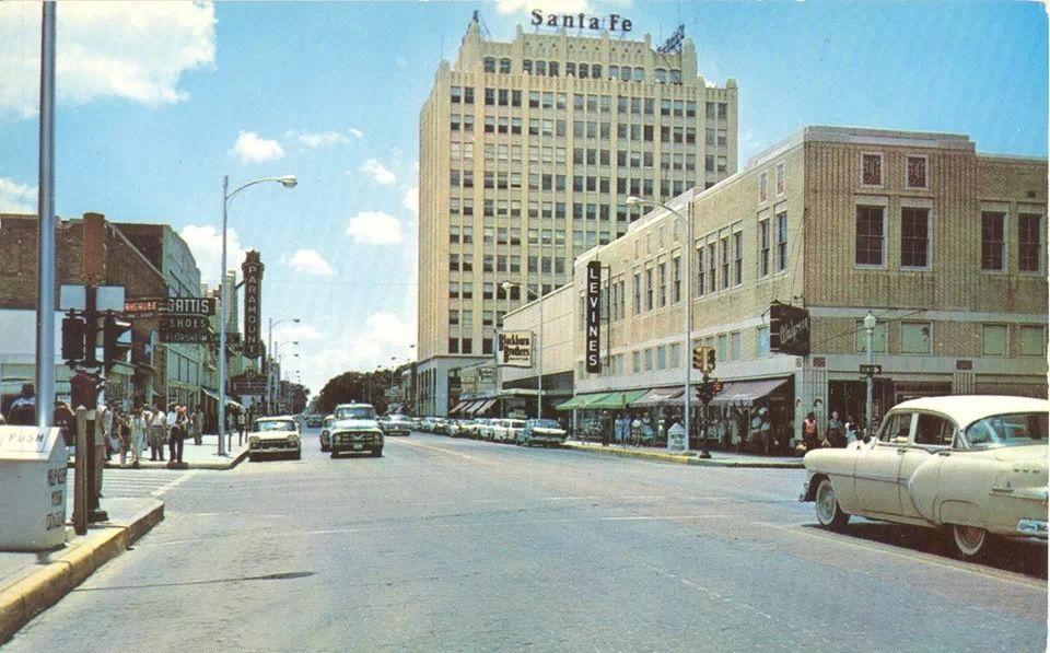 Old Photos of Amarillo Texas