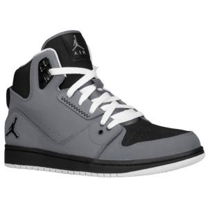 5afd27dac Jordan 1 Flight 2 - Men's - Light Graphite/White/Black | Hunny Feets ...