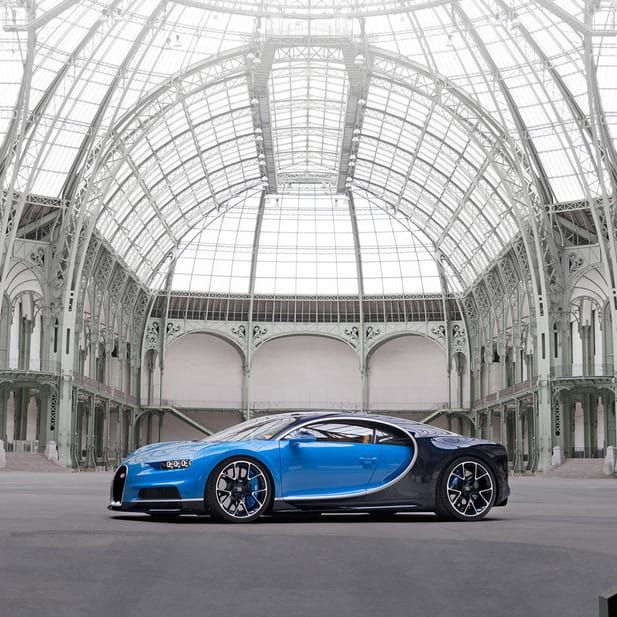 The New Bugatti Chiron Is Probably The Nicest Car You've